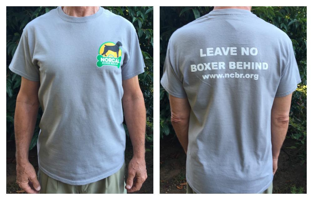 NCBR T-shirt