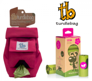 Turdlebag Prize Pack: One Turdlebag + Earth Rated Poo Bags