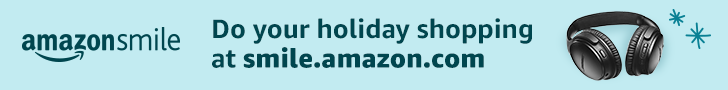 Shop Smile.Amazon.com this Holiday Season
