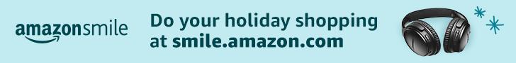 Shop Smile.Amazon.com this Holiday Season