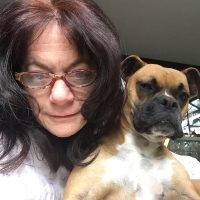 Bochy & his mom Mare