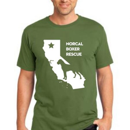 NCBR California Men's T-Shirt in Fatigue