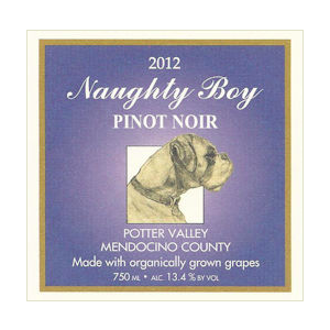 Naughty Boy Vineyards